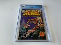 BEOWULF 1 CGC 9.4 DRAGON SLAYER 1ST DC ISSUE DC COMICS 1975
