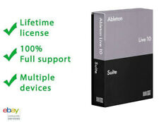 🔥Ableton Live 10 Suite 🔥 Lifetime 🔥 Multiple Devices ✔️ GENUINE Instant deliv