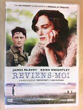 DVD / REVIENS MOI / KEIRA KNIGHTLEY / NEUF SOUS CELLO