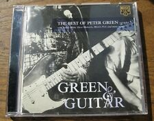 PETER GREEN - Green and Guitar - The Best of 1977-1981 (1996) Excellent used CD