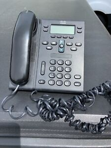 1 Cisco CP-6941 Unified IP Phone With Stand And Headset