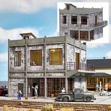 Busch 9724 Kit Construcción - H0 1:87 US Almacén (Warehouse) NUEVO EN EMB. orig.