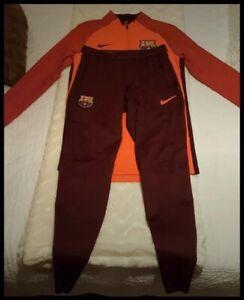 Ensemble Survêtement Nike Fc Barcelone