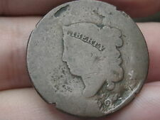 1826 Matron Head Large Cent Penny