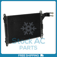 A/C Condenser for Ford Cougar, LTD, Mustang, Thunderbird / Lincoln Mark VI..