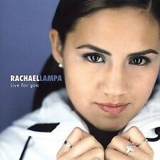 Live for You 2002 by Lampa, Rachael *NO CASE DISC ONLY*