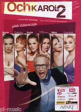 = OCH KAROL 2 / DVD sealed [polska komedia ]/ Adamczyk,Mucha,Socha,Glinka i inni
