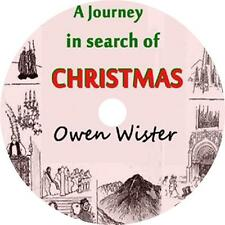 A Journey in Search of Christmas, Owen Wister Frontier Audiobook on 1 MP3 CD