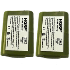 2-Pack HQRP Cordless Phone Batteries for AT&T TL76008 TL76108