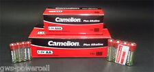 Camelion 120 x Batterie - 60 x AA Mignon LR6 + 60 AAA Micro LR03 Plus Alkaline