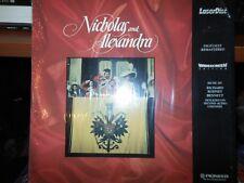 Nicholas and Alexandra  Pioneer Special Edition Widescreen LaserDisc