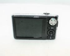 Samsung DualView TL205 12.2 MP Digital Camera 3x Optical Zoom Black