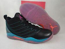 Nike Jordan Velocity, Black / Fsn Pink / Tropical Teal, Electric Orange Sz 12