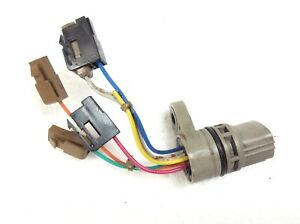 03-06 Element Wire Harness Shift Solenoid Wires Plug Connecting Connector OEM