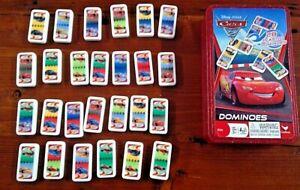 Disney Pixar Cars 2 Dominoes Cardinal (2021)
