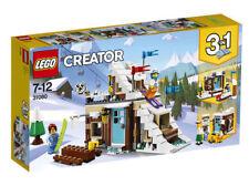 LEGO Creator Modular Winter Vacation 2018 (31080) New, Sealed!