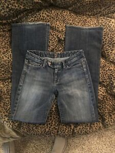 7 For All Mankind Size Size 28 Flared Denim Jeans