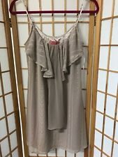 """WISH"" SIZE ""6"" LADIES DRESS~SILK VEIL~BRAND NEW WITH TAGS & WITH FLAWS~RRP $165"