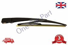 Renault Clio Rear Window Wiper Arm Blade 1998-1999-2000-2001-2002-2003-2004-2005
