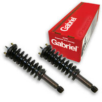 2 pc Gabriel G57065 ReadyMount Fully Loaded Strut for 2701-412139 1336341L le