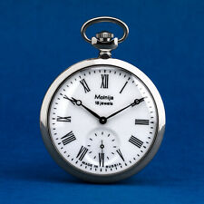 Analog Watch Zodiak Zodiac Zodiac Molnija Pocket Watch 3602 Russian