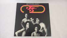 Jackson 5 Anthology Double LP EMI Mowtown STML 60042 Gatefold Free Postage