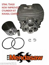 SPARE PARTS FOR STIHL TS410 AND TS420 CYLINDER & PISTON KIT POT AND PISTON KIT