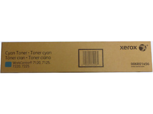 ⭐ Genuine Xerox 006R01456 Cyan Toner Cartridge - Sealed Box ⭐