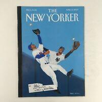 The New Yorker April 2 2007 Full Magazine Theme Cover by Bruce McCall VG
