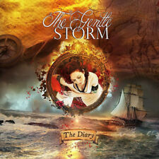 Arjen Lucassen's The Gentle Storm-The Diary SIGNED BY ARJEN