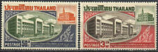 Thailand Stamp - New & Old Post Office buildings Stamp - NH