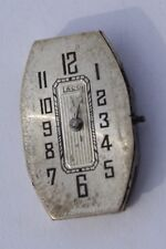 Laco Watch Co. Swiss 15 Jewels 3 Adjustments Art Deco Lady's Watch movement only