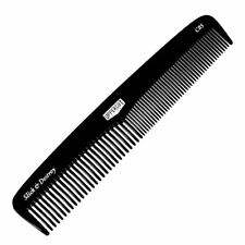 Uppercut Deluxe Pocket Comb Black Barber Hair Styling Brush FREE POST