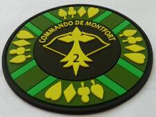 COMMANDOS MARINE - DE MONTFORT  - PVC 3D - 8 cm