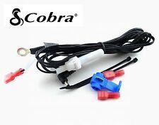 """1 COBRA, High Quality Direct Wire(Extra Long 9'3"""") For The Cobra Radar Detectors"""
