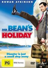Mr Bean's Holiday (DVD, 2007) BRAND NEW & SEALED