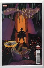 The Unbeatable Squirrel Girl Issue #33 Marvel Comics (6/13/18 1st Print)