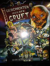 Geschichten aus der Gruft, 20 DVD limited Collectors Edition, uncut,neu+OVP