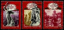 SOVIET UNION, 35th. ANNIV. ENDING OF WWII, SOVIETS IN GERMANY AND VICTORY PARADE