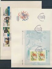 XC25564 Portugal 1981 Madeira Europa Cept FDC's used
