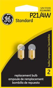 Tail Light Bulb-Cabriolet GE Lighting P21/4W/BP2