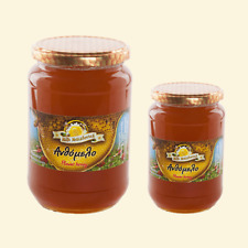 Mountain Flower Honey 500gr-17.64oz Raw, Unprocessed Honey from GREEK MAKEDONIA