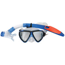 Land And Sea Penguin Junior Kids Mask/Snorkel Set