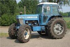Ford 8000, 8600, 8700, 9000, 9600 & 9700 Tractors Workshop Manual