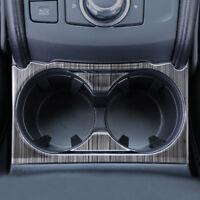 Titan Getränkehalter Becherhalter Rahmen Zierleisten Für Mazda CX-5 CX5 2017 18