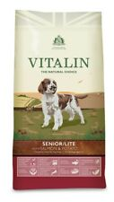 Vitalin Natural Salmon & Potato Senior/Lite Dry Dog Food - 1