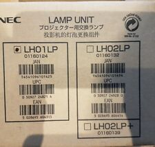 Genuine Original NEC LH01LP Lamp for HT510 HT410 Projector 50027115 - BRAND NEW
