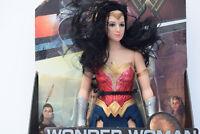 "WONDER WOMEN - JUSTICE  LEAGUE - 14"" ACTION FIGURE - SUPER HERO SERIES"