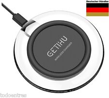 aus DE Qi Universal Wireless Fast Charger Induktion Ladestation Samsung/Iphone