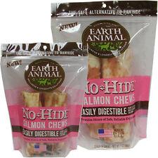 Earth Animal Dog No Hide Salmon (Free Shipping in USA)